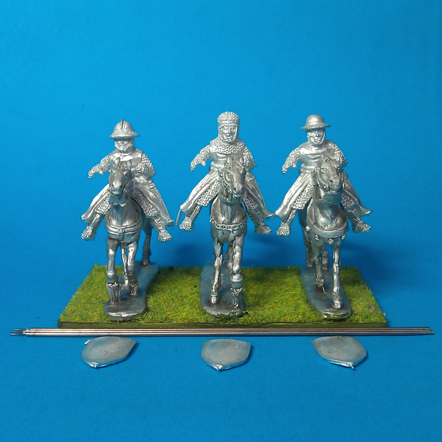 ME15 Mounted Knights-sergeants 2