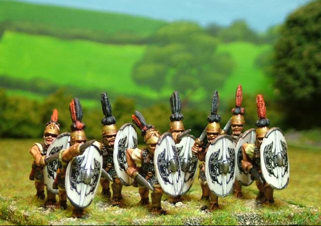 Early Republican Roman Supplement Packs