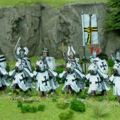 Teutonic Unit Packs