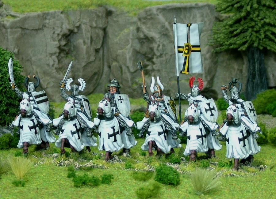 Teutonic Unit Packs