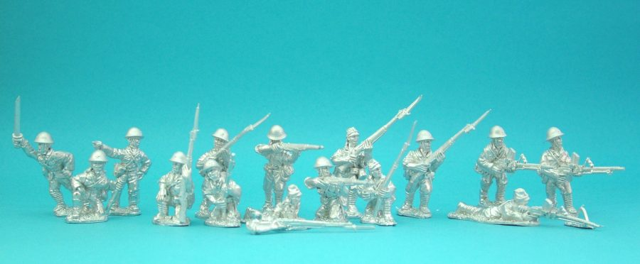 28mm ww2 japanese infantry figures