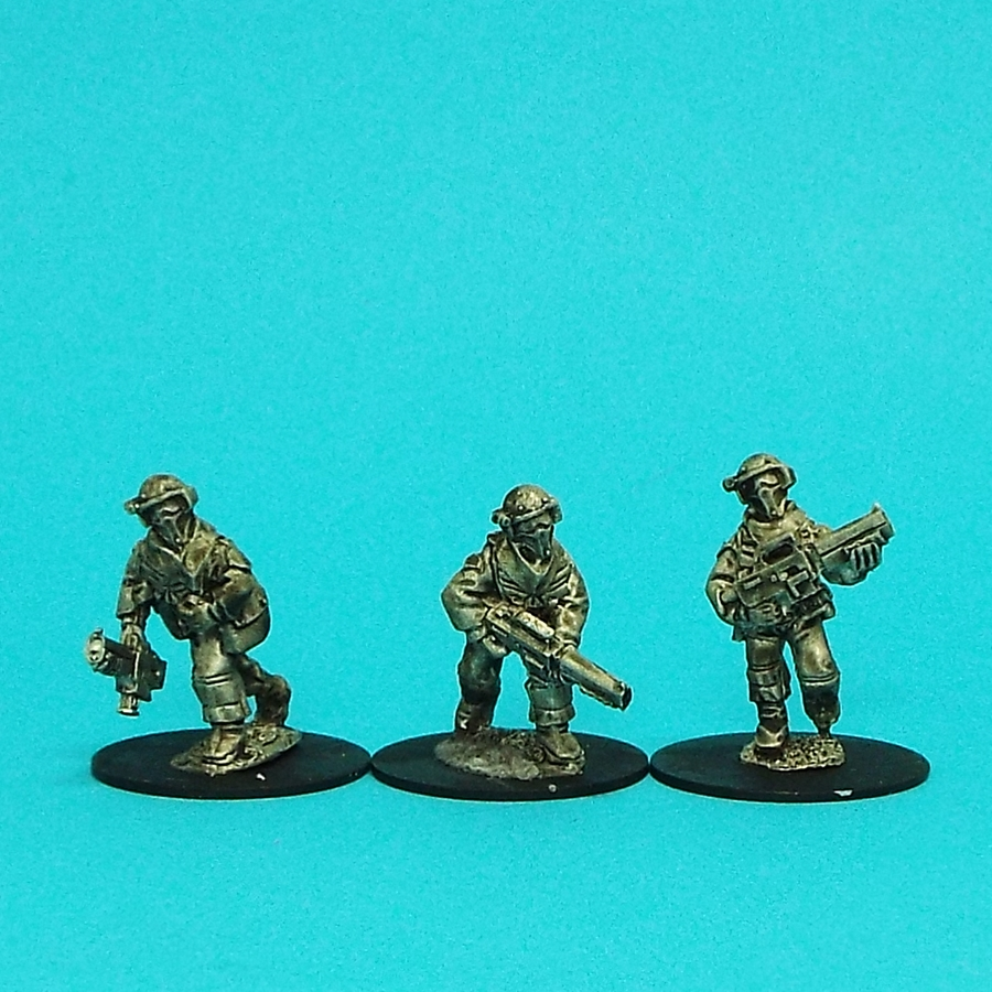 colonial troopers starship marines