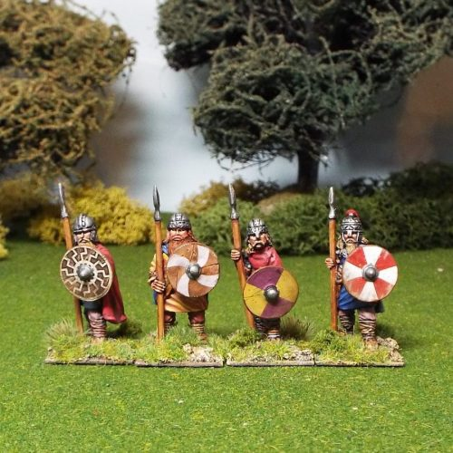 More new Early Saxon releases.