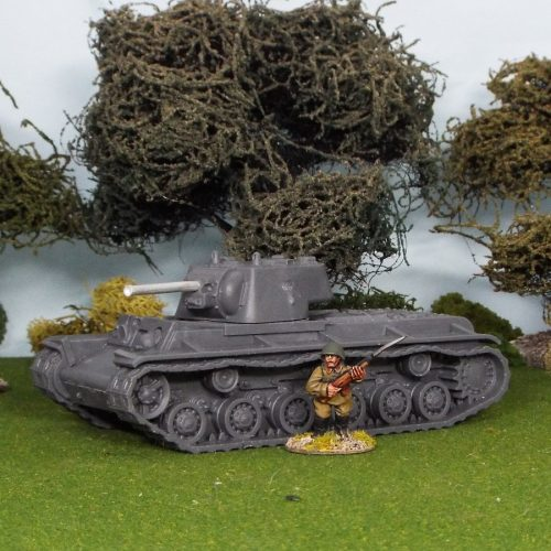 1/48 WW2 Russian Armoured Reinforcements