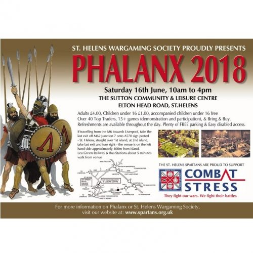 Our next show is Phalanx 2018