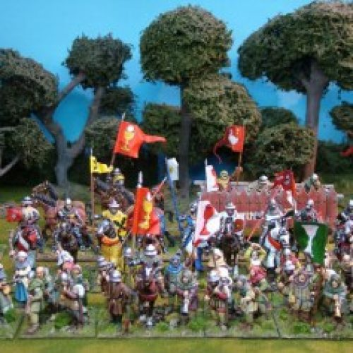 Late Medieval Hussite Army Deals updated
