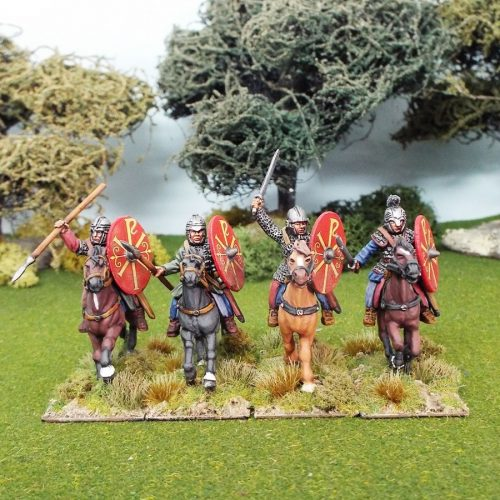 Romano British Commanipulares  (Heavy Cavalry) released.