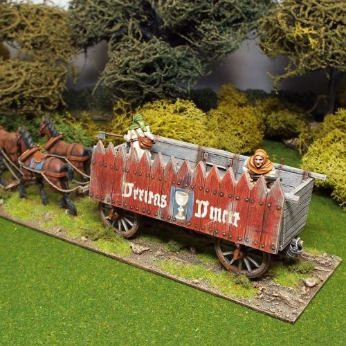 Medieval War Wagons