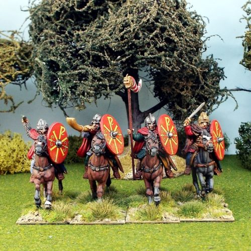 Romano British Commanipulares Command and unit pack.