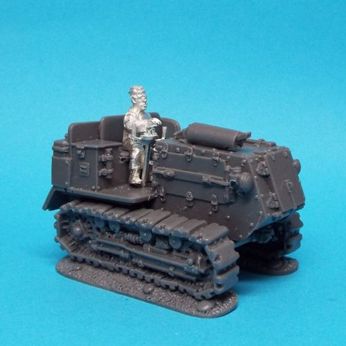 WW1 5T Holt Tractor and New C20th Follies released.