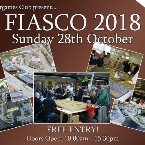Fiasco new Dock Hall Leeds.