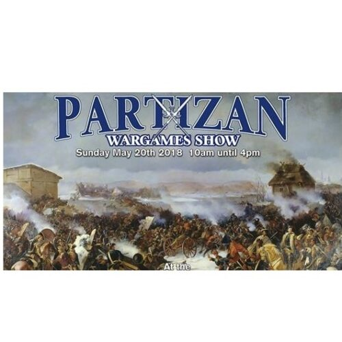 Next show we are attending Partizan.