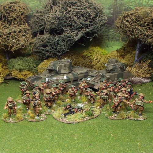 28mm WW2 British Expeditionary Force (BEF) released.